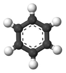Source de COV (Composé Organique Volatil), le Benzène - C6H6